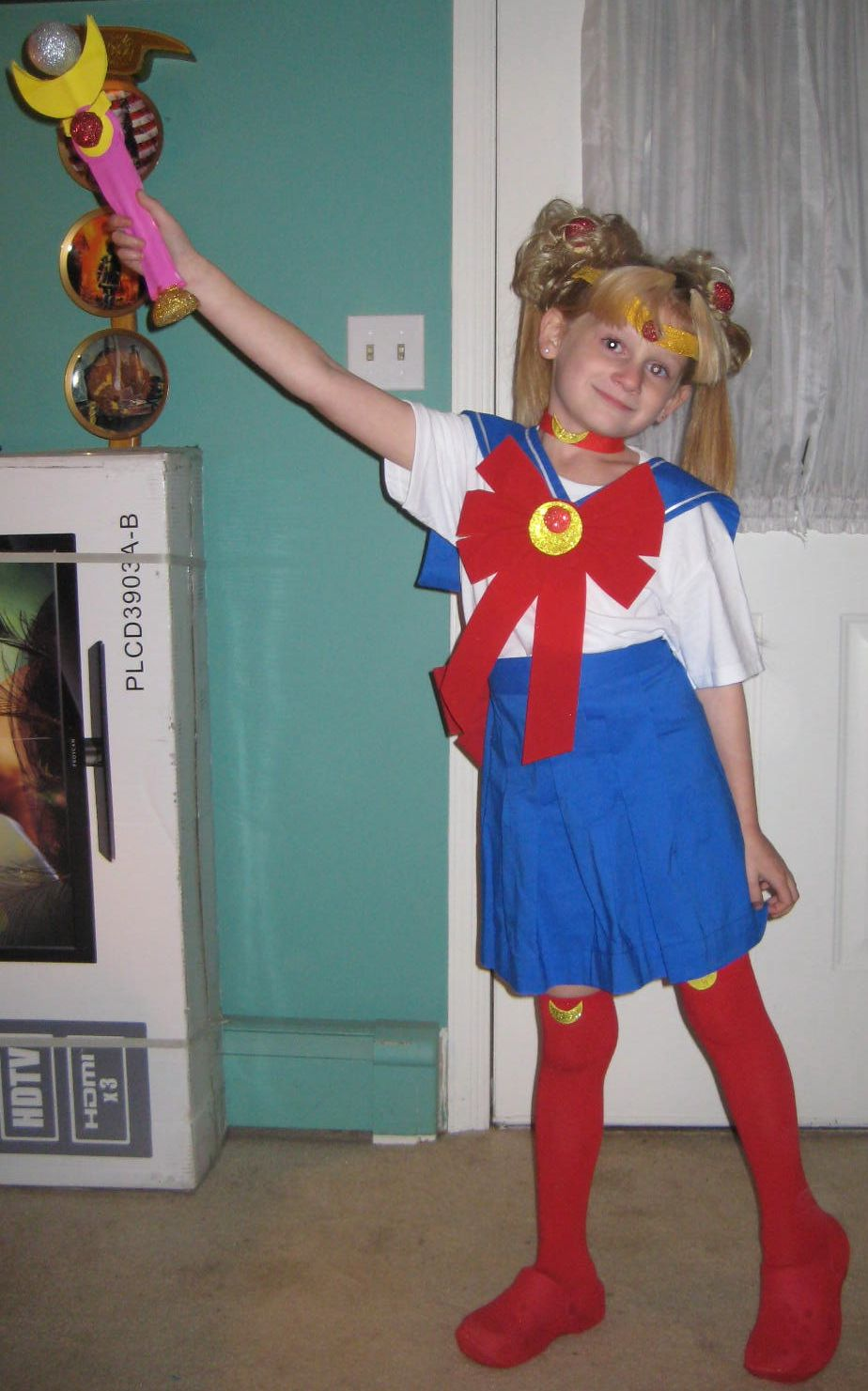 Advertisements  sc 1 st  ADDled Adventures & Sailor Moon Costume for Kids | ADDled Adventures