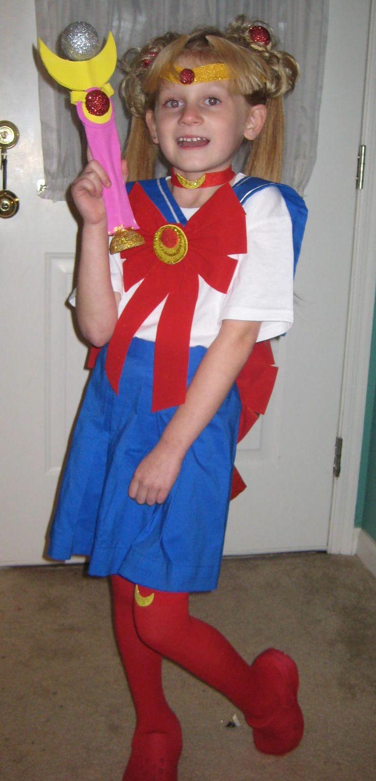 Sailor Moon Costume for Kids  sc 1 st  ADDled Adventures & Sailor Moon Costume for Kids | ADDled Adventures