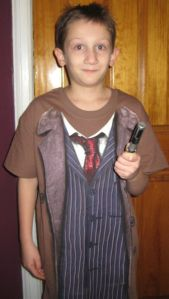 Tristan as 10th Doctor