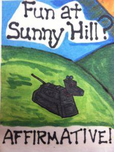 Sunny Hill Tee